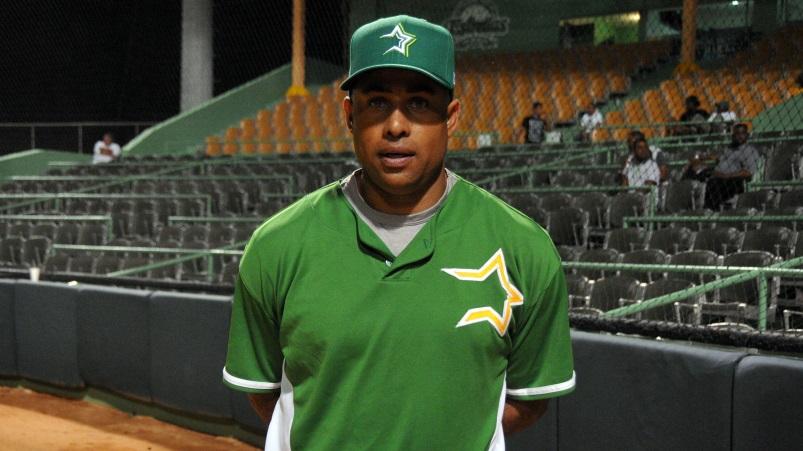 Estrellas contratan a Miguel Batista como consejero de jugadores