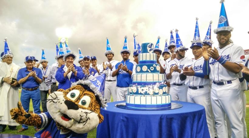 LUNES 7 Aniversario 109 del Licey será una fiesta popular