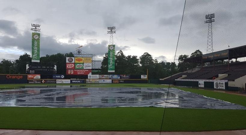 Suspendidos por lluvia en SFM y SPM