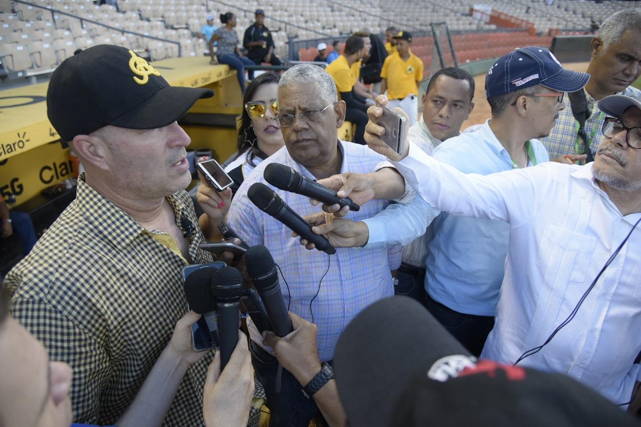 Manny Acta :Aguilas seguirán fotaleciendose