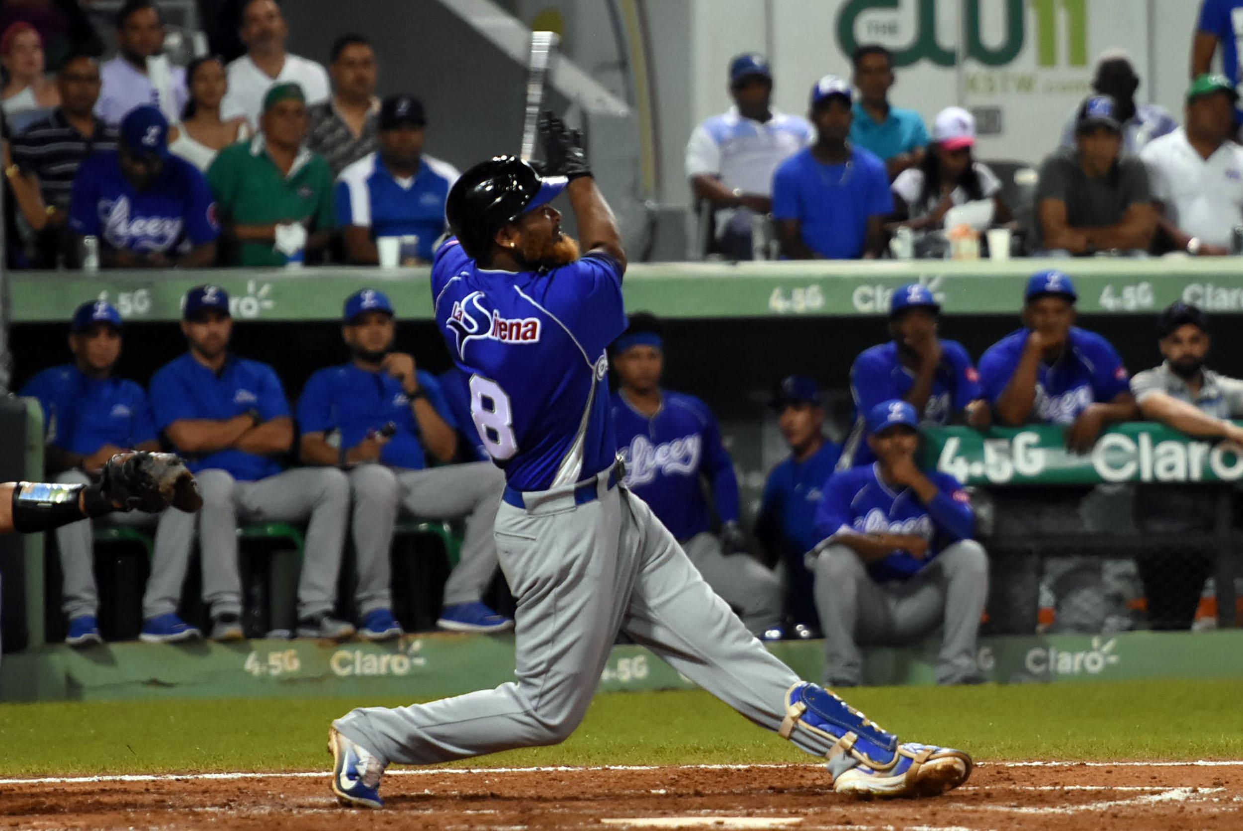 Beltré y Alcántara dos hits; Francisco 2 CE; Navarro HR en triunfo Licey