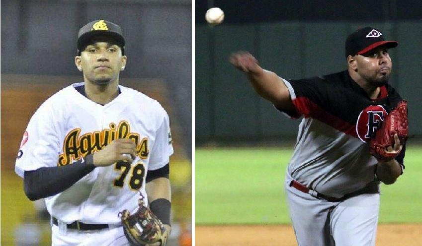 Johan Camargo y Adalberto Flores electos jugadores   más destacados en el Pelotero Estrella de la Semana