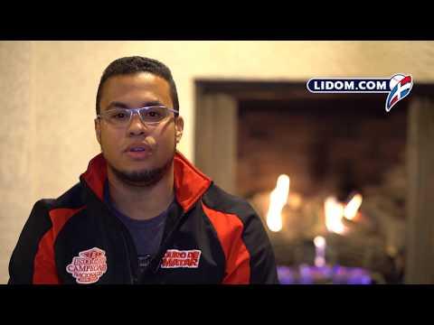 Entrevista con José Gómez, gerente general de los Leones del Escogido