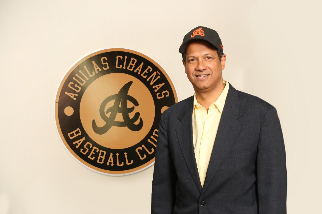 Adriano Valdez es nuevo presidente de las Aguilas Cibaeñas