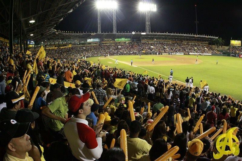 """Águilas Cibaeñas venderán entradas para juegos sencillos desde el primero de octubre vía """"online"""""""