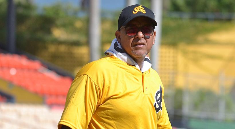 Lino Rivera optimista de repetir la corona con Águilas Cibaeñas