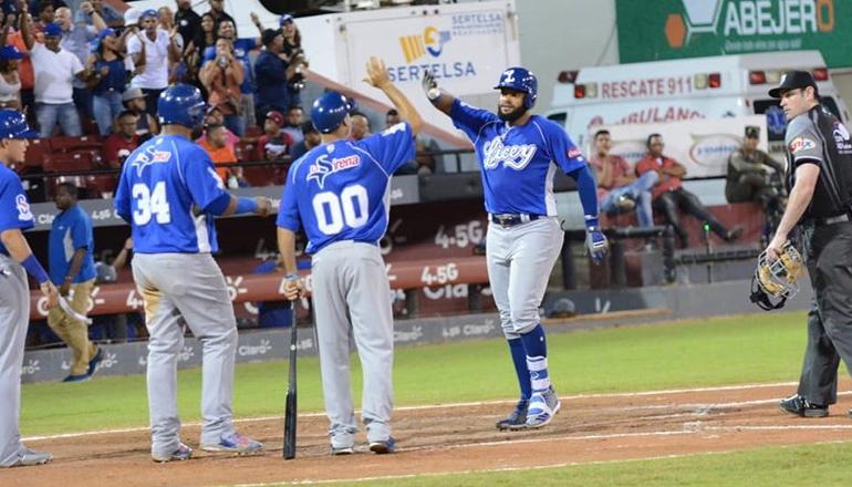 Con jonrones de Juan Francisco y Jorge Bonifacio, Tigres vencen a Gigantes