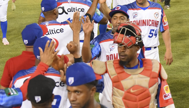 Dominicana vence a Panamá y obtiene su tercer partido en la Serie del Caribe