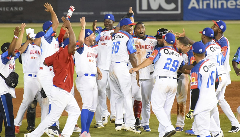 Junior Lake le da victoria a Dominicana en Serie del Caribe