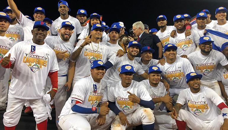 Panamá se proclama campeón de la Serie del Caribe