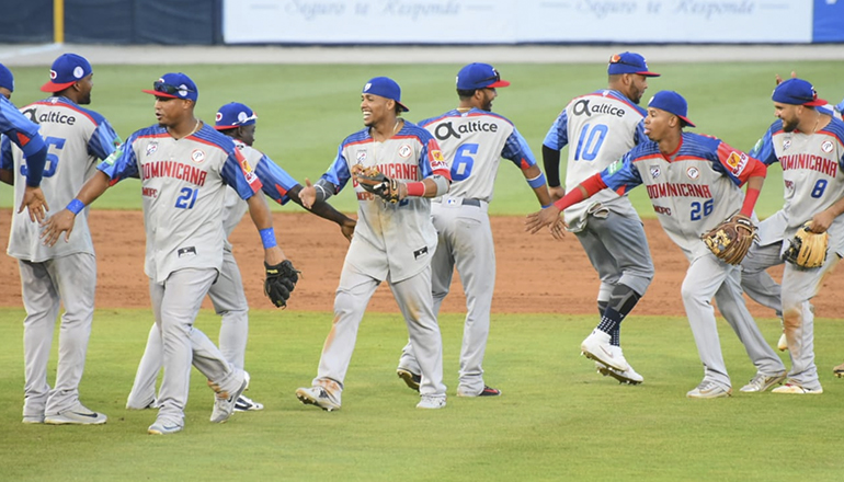 República Dominicana arranca con buen pie en la Serie del Caribe