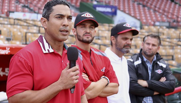 Rojas será Asistente Especial del gerente general