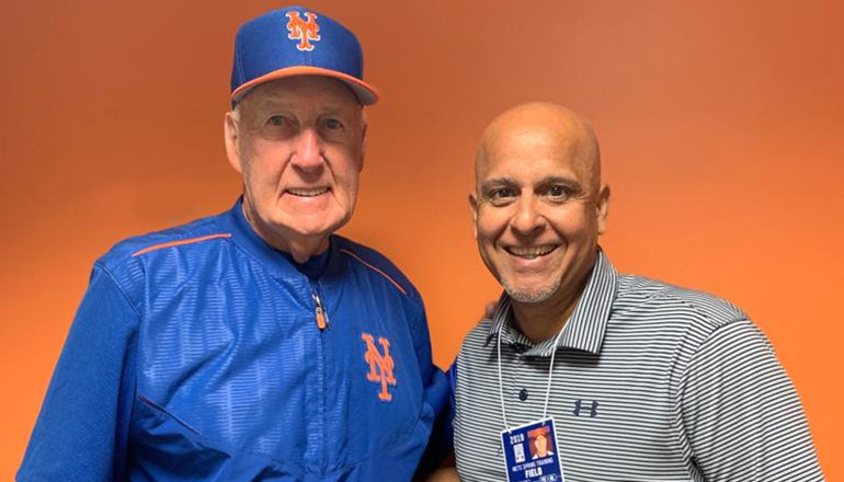 Phil Regan designado coach de pitcheo de los Mets