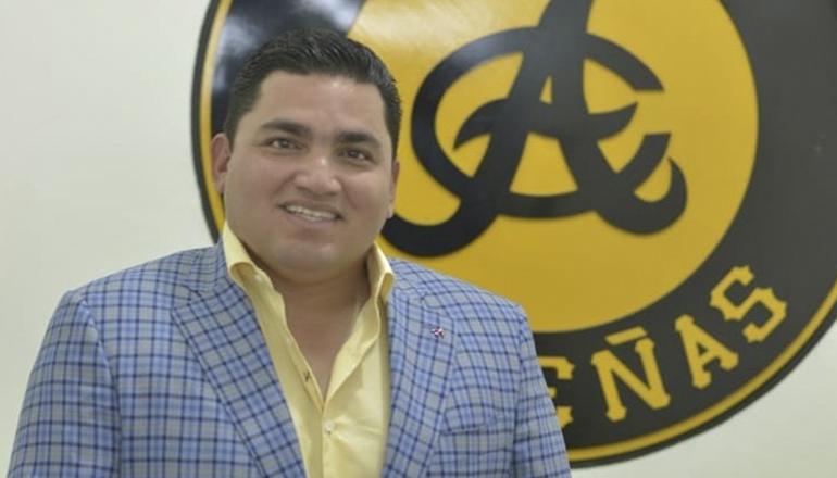 Tras firmar extensión: Ángel Ovalles comprometido con plan de avance competitivo de las Águilas