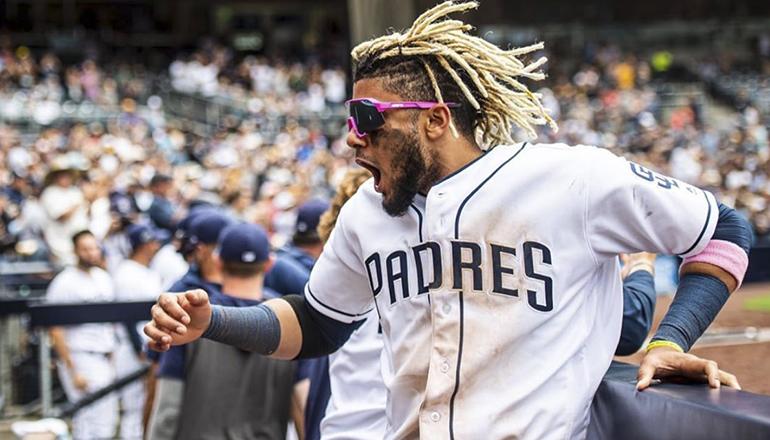 Mike Trout considera a Tatis Jr. un jugador excitante
