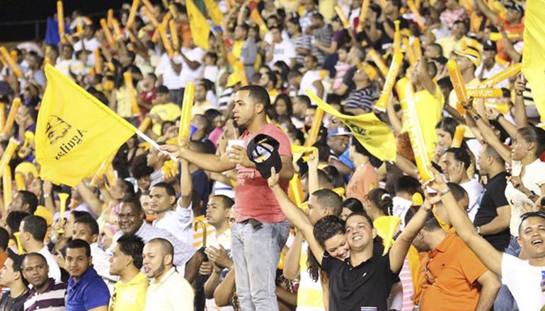 Águilas Cibaeñas establecieron una nueva marca de ventas de abonos en el mes de julio