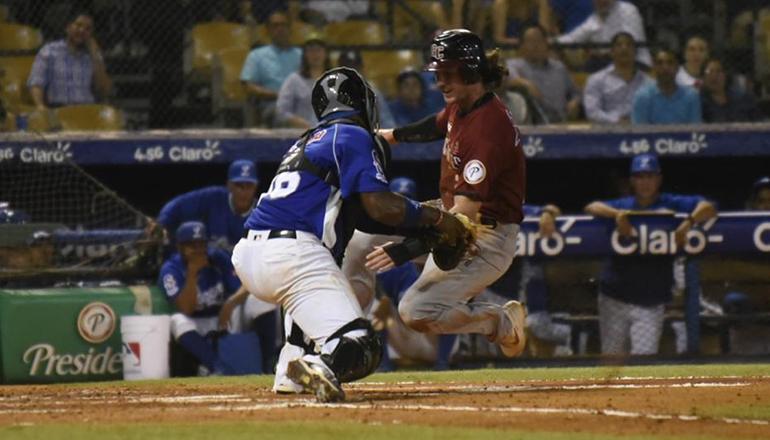 Cordero y Franco jonronean; Gigantes derrotan Tigres por segunda noche seguida