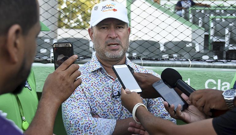 """Acta: """"Me siento orgulloso de coaches y jugadores"""""""