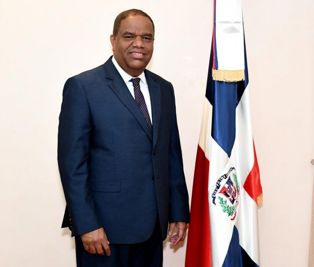 Lidom reconocerá a Ministro de Deportes, Danilo Díaz