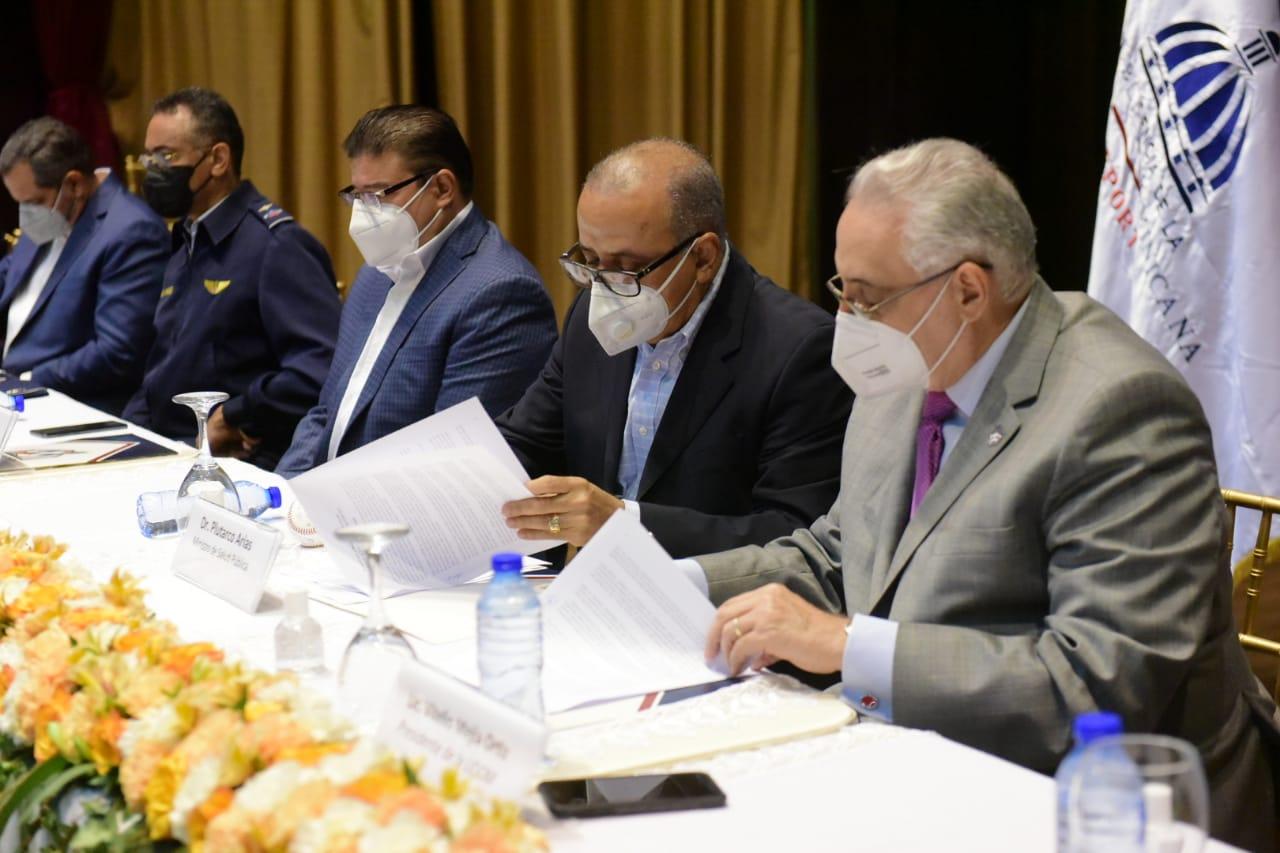 Lidom presenta el protoloco general de salud para temporada 2020-21