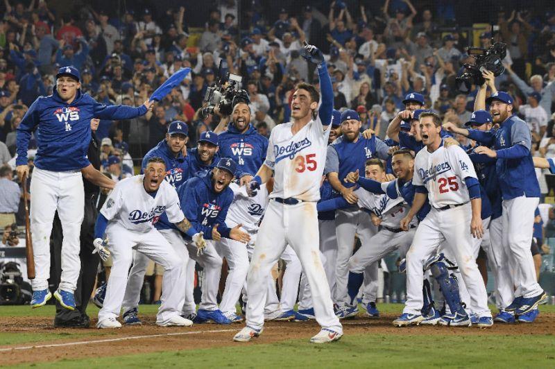 ¡Dodgers conquistan 1er título en 32 años!; vencieron 3-1 a Rays en el 6to. partido