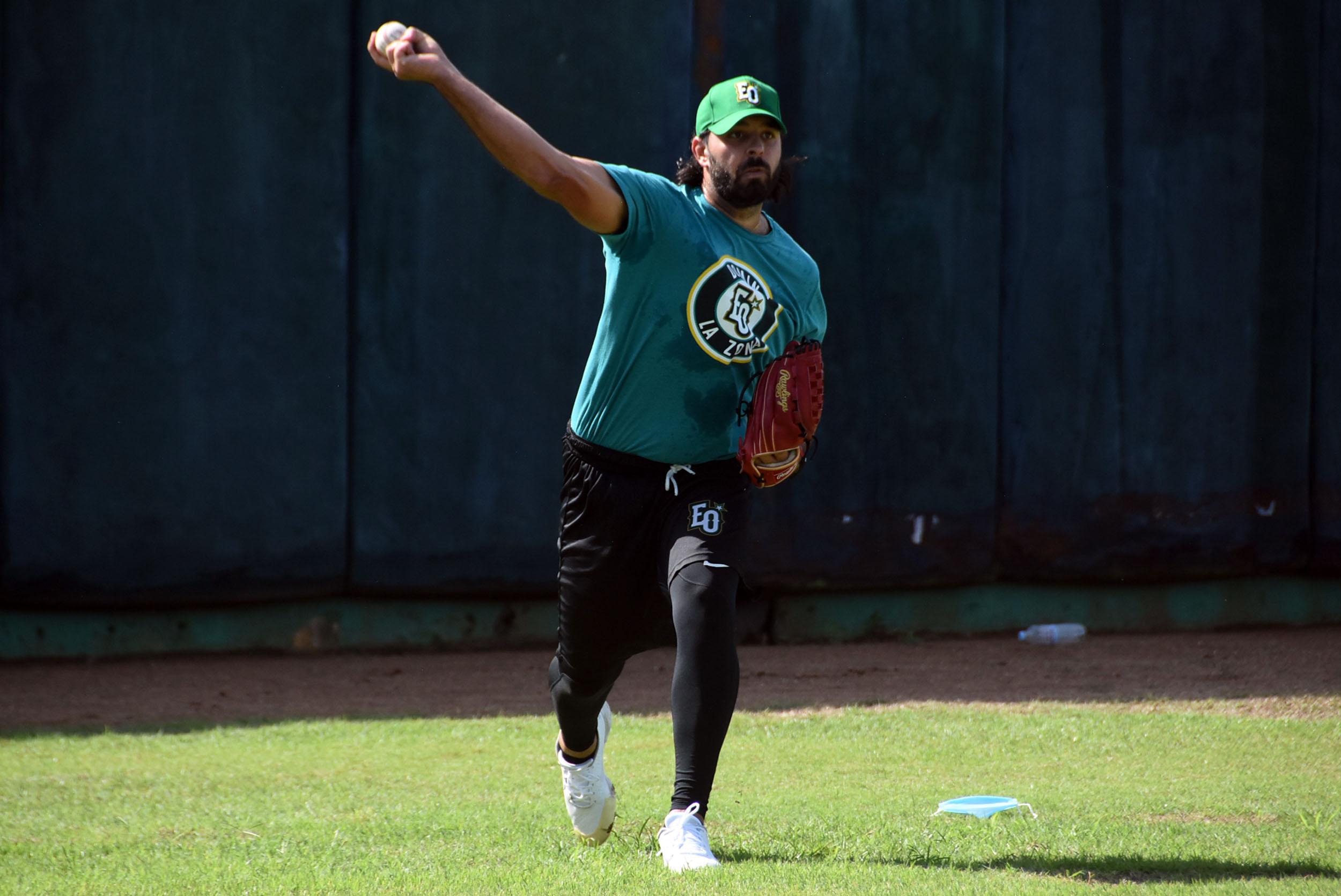 Nabil Crismatt asegura es mejor lanzador que antes