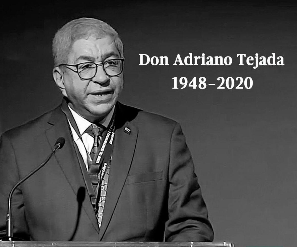 Águilas Cibaeñas expresan su pesar por fallecimiento Adriano Miguel Tejada