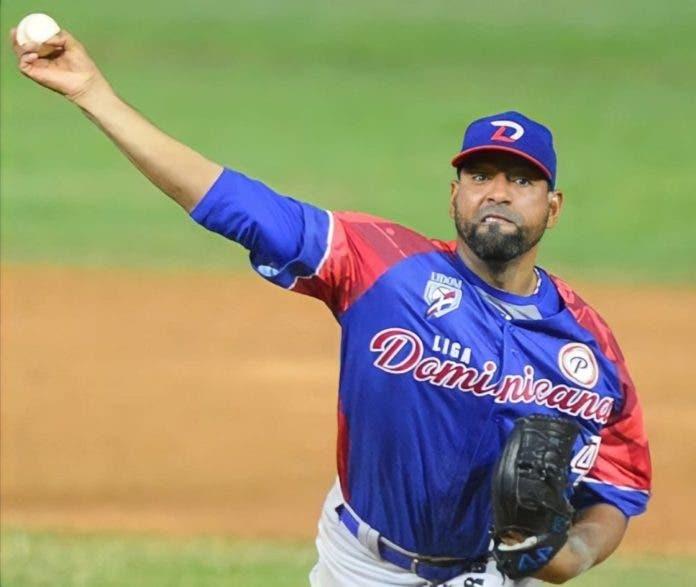 Destino de RD en brazo del lanzador César Valdez; Águilas vs. Caguas (PR) por título de la Serie del Caribe