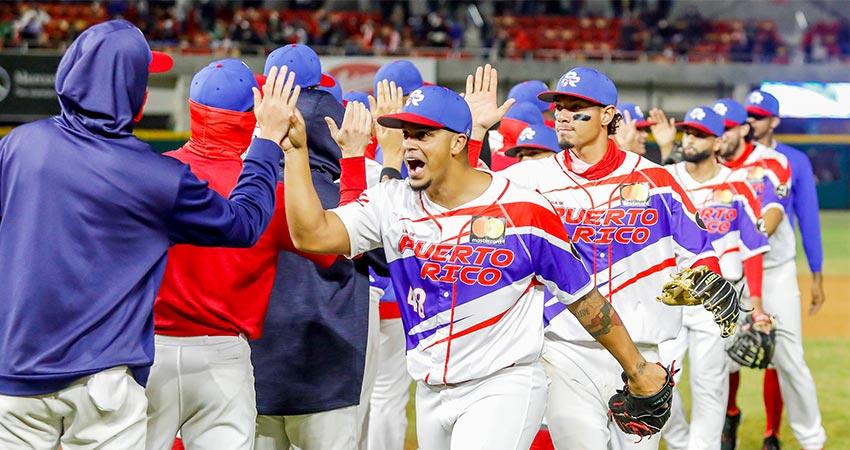 Puerto Rico elimina a México y va a final ante RD en la Serie del Caribe; Fuentes H4