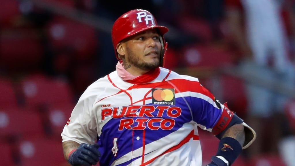Yadi Molina da HR y Criollos blanquean a Caribes en la Serie del Caribe de Mazatlán