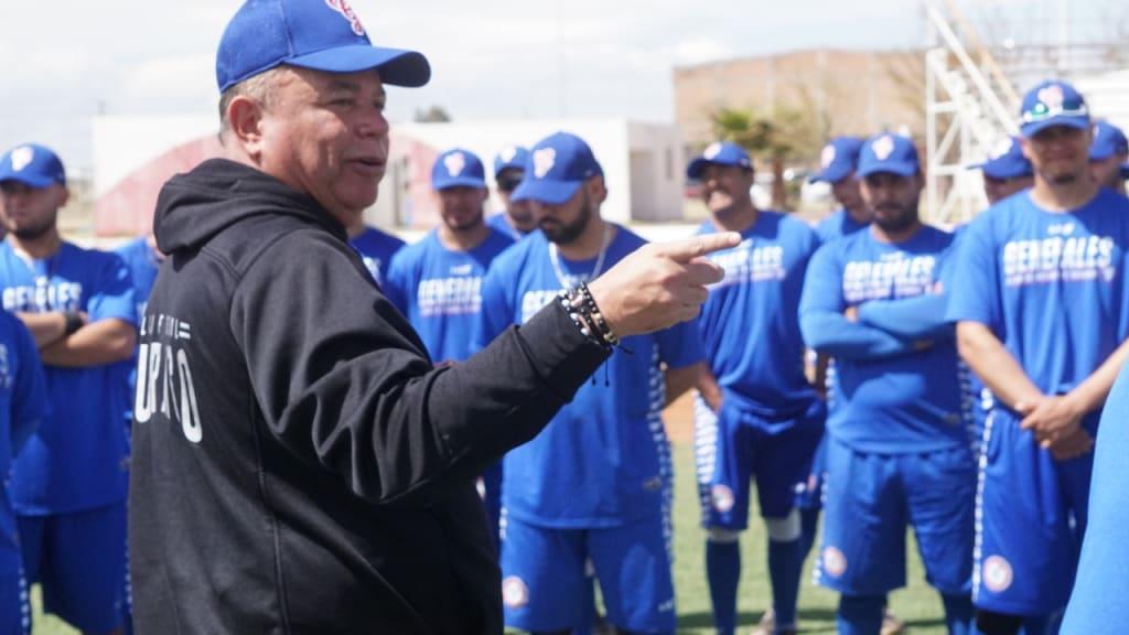Dirigente Félix Fermín se reporta a Generales de Durango en Liga Mexicana de Béisbol