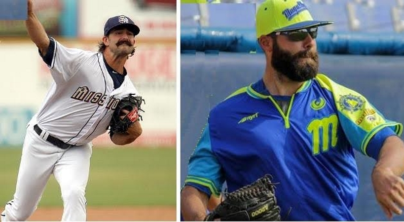 Toros contratan a los lanzadores importados Michael Dimock y Matt Zielinski