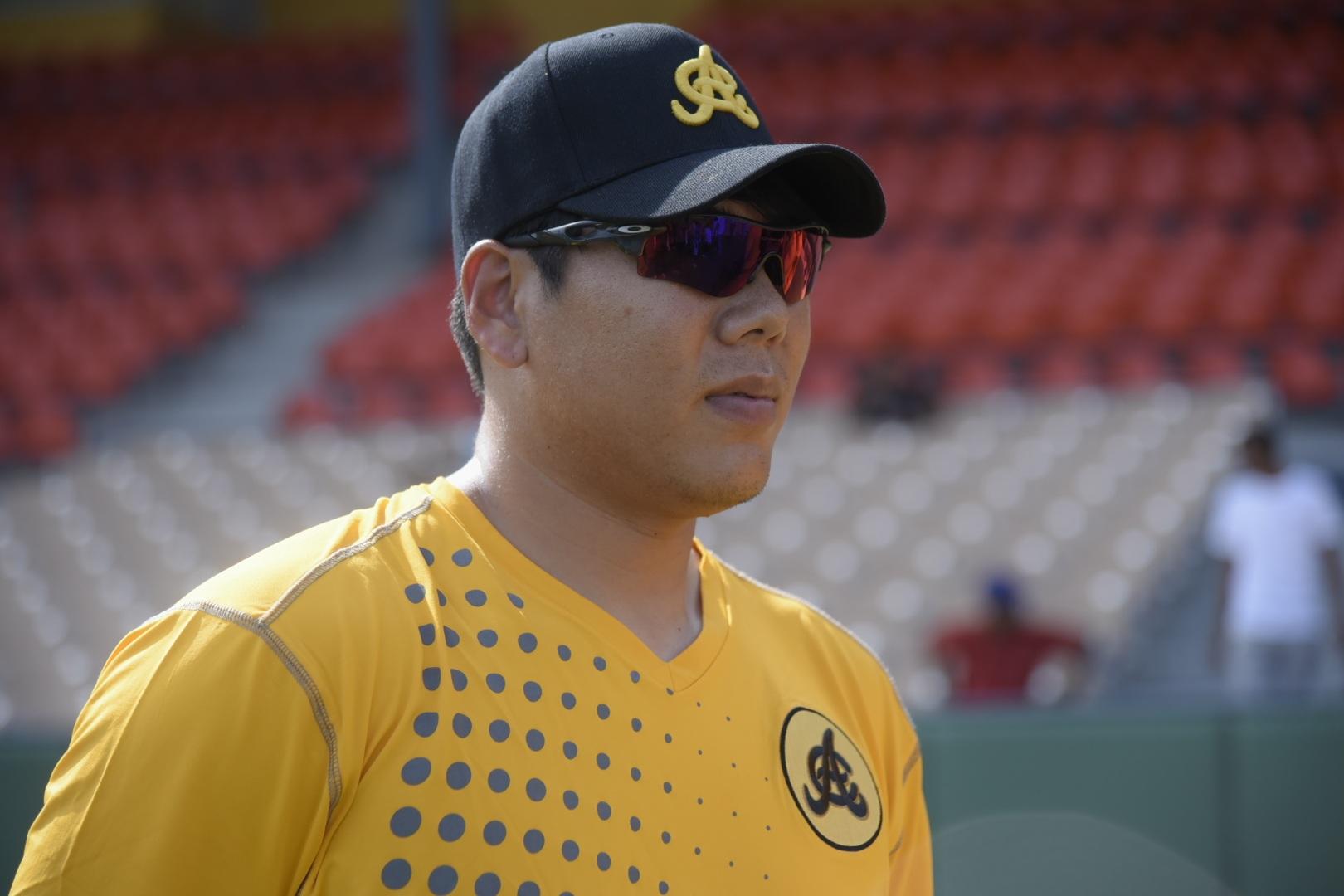 Ho Kang y McGuire optimistas con las Aguilas