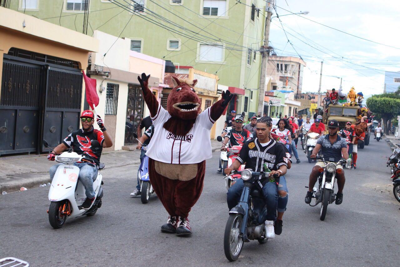 Caravana LIDOM cierra su primera etapa en San Francisco de Macorís