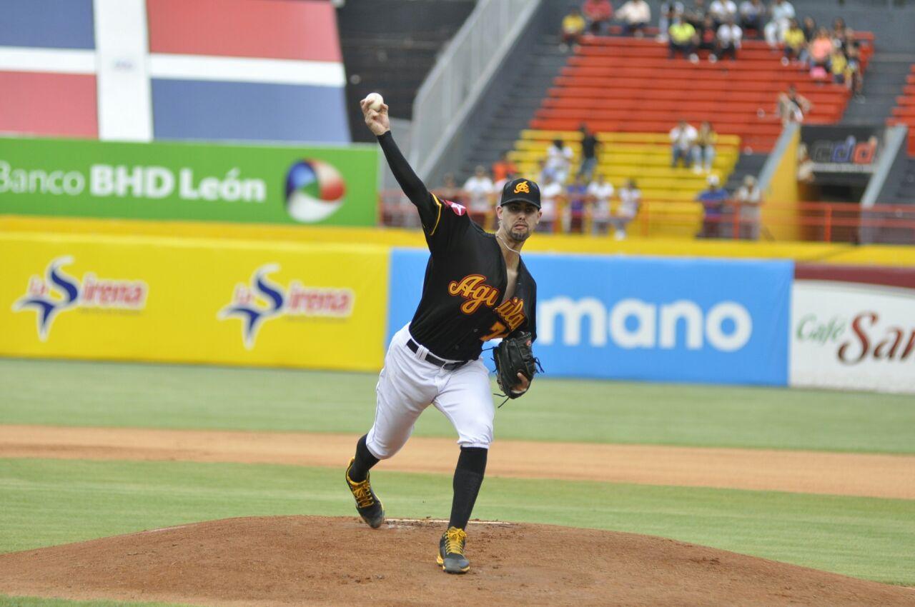 Águilas vencen al Licey en Santiago