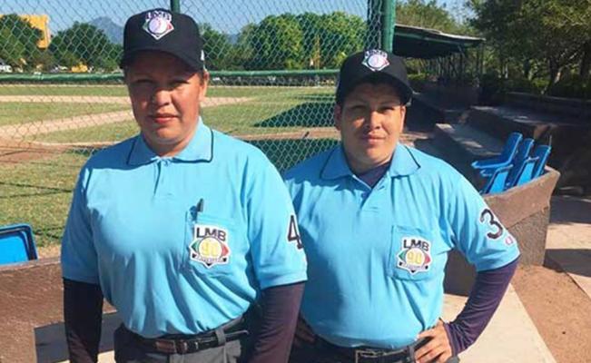 Liga Mexicana de Béisbol tendrá umpire mujer