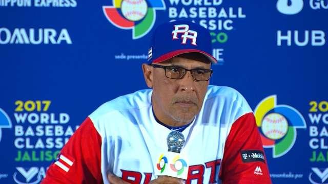 Edwin Rodríguez es el nuevo manager de los Gigantes Cibao
