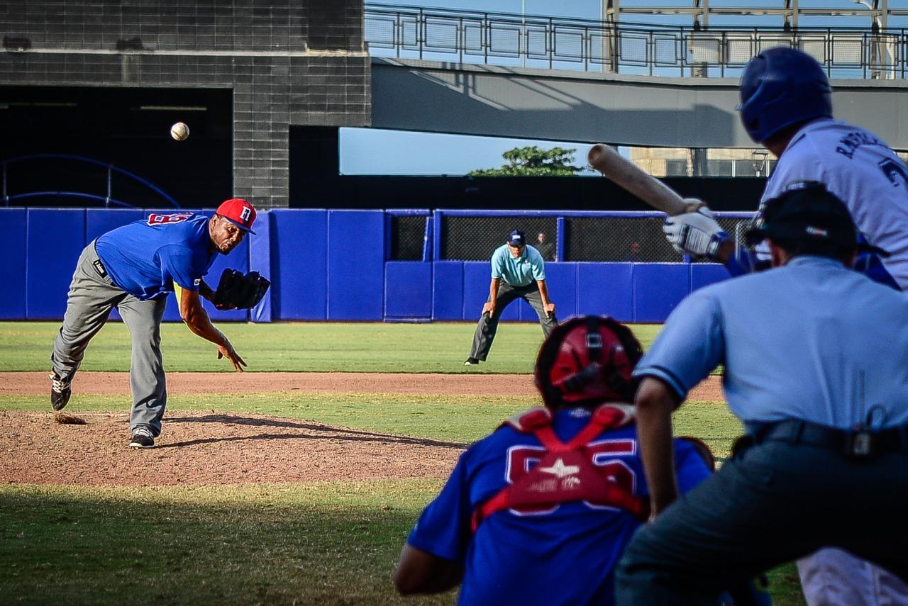 RD vence a Nicaragua en Béisbol Centroaméricanos