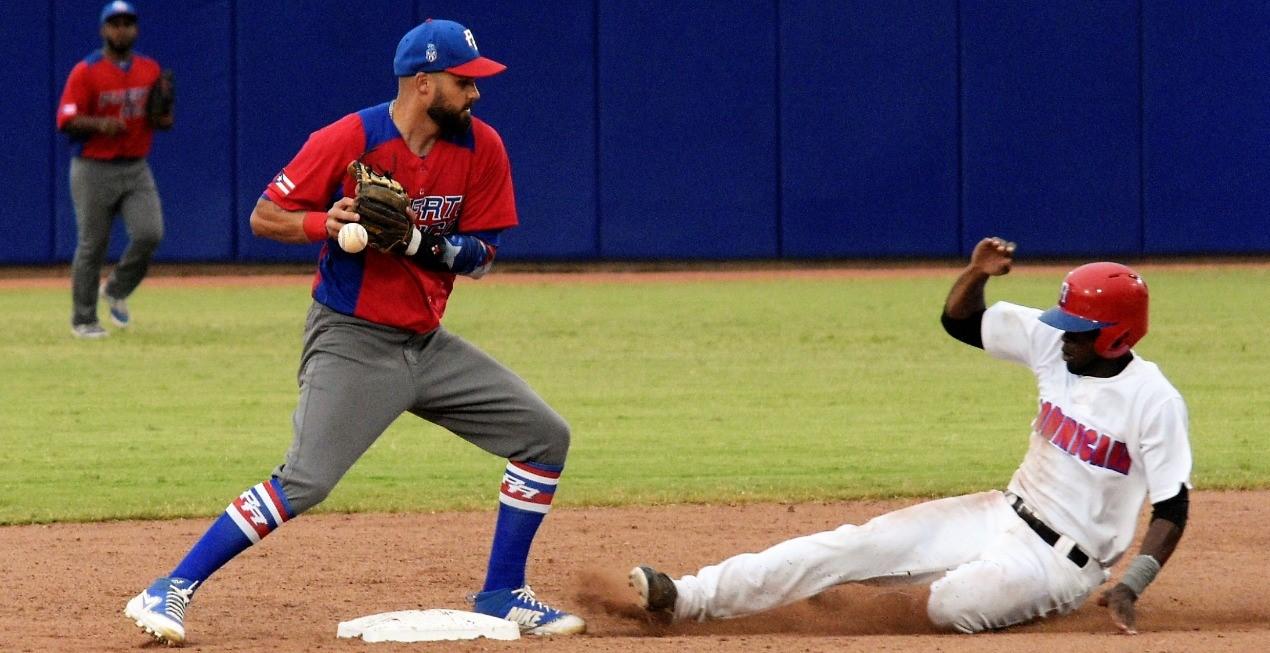 Puerto Rico derrota a Dominicana 4-1