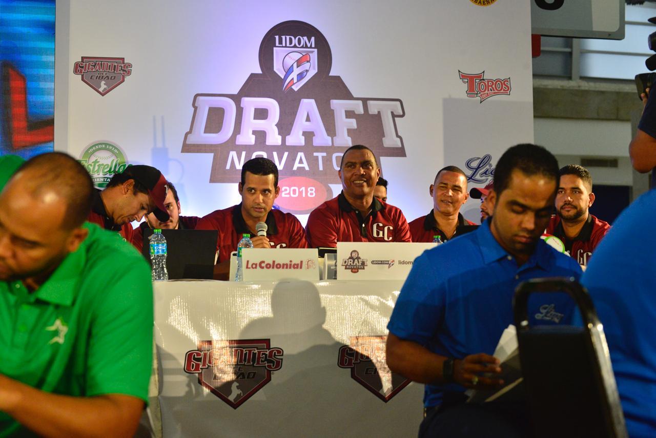 Gigantes del Cibao escogen a Seuly Matías como su primera selección del Draft