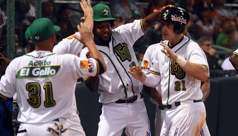 Domingo Leyba y Frank Schwindel lideraron victoria de Estrellas sobre Tigres