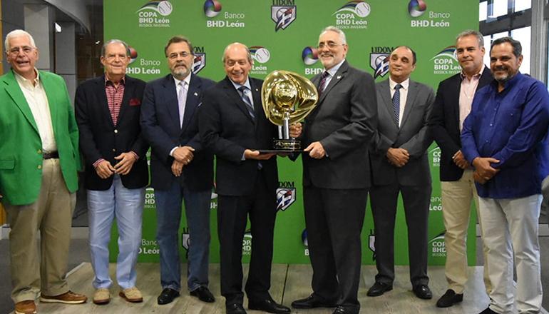 Lidom y Banco BHD León presentan Copa BHD León