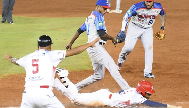 República Dominicana cae ante Panamá en segundo partido de Serie del Caribe