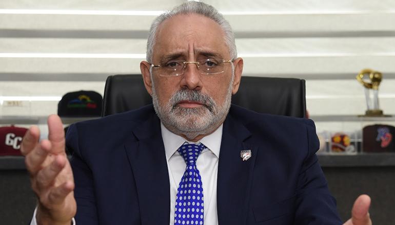Presidente de Lidom dice caso de Tigres Licey está en tribunales