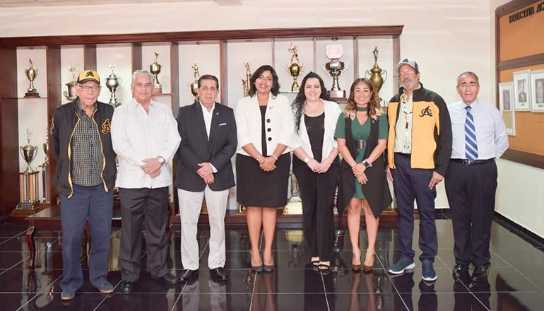 Águilas Cibaeñas da pasos para políticas de inclusión y reflexiona iniciativas junto a la ONU y la Comisión ODS