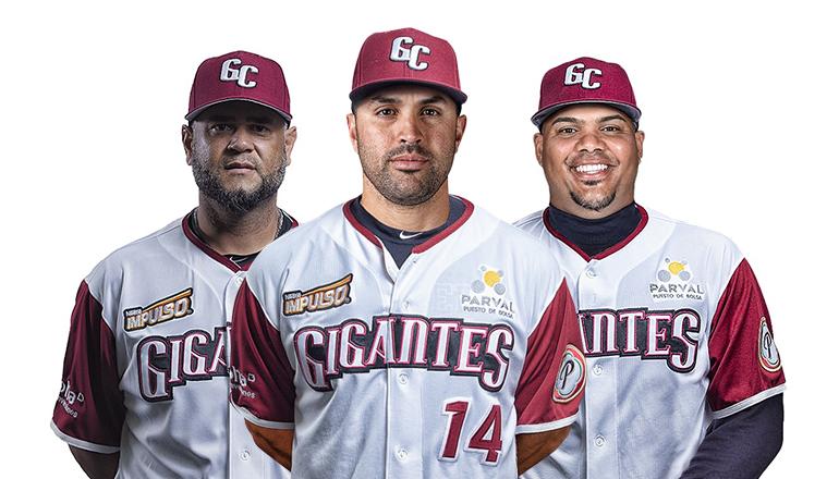 Gigantes del Cibao anuncian a Luis Urueta como su dirigente, Cepeda coach de pitcheo y Peña coach de banca