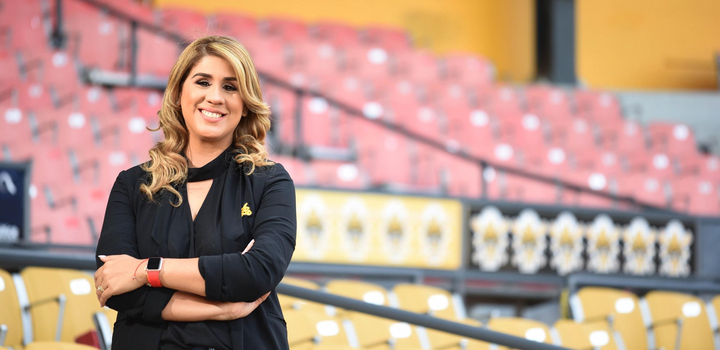 Águilas Cibaeñas designan a Iliana Rosario Gómez como Directora de Comunicaciones
