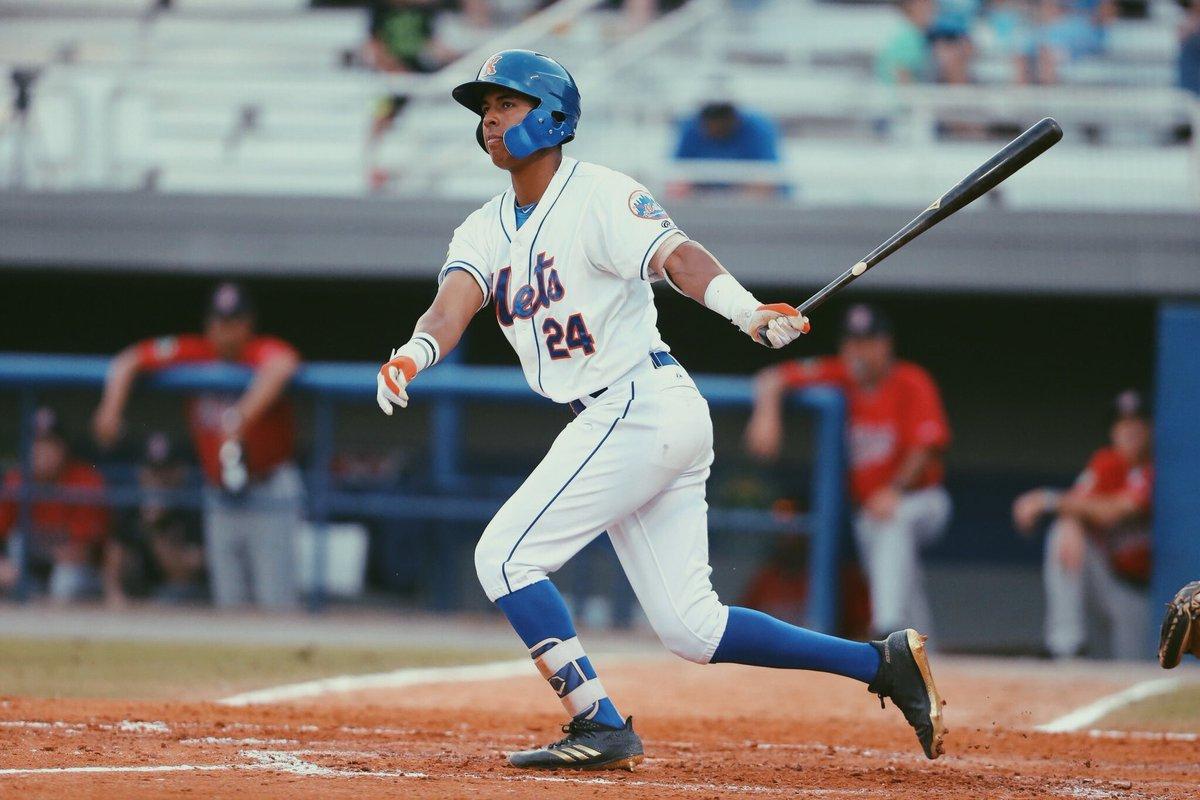 Leones firman a cotizado prospecto dominicano de los Mets, Mark Vientos