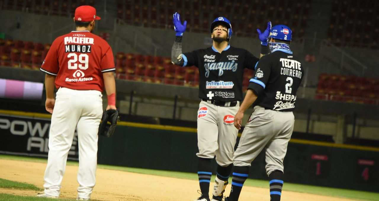 Yaquis de Obregón son el primer equipo en llegar a 10 triunfos en Liga Mexicana