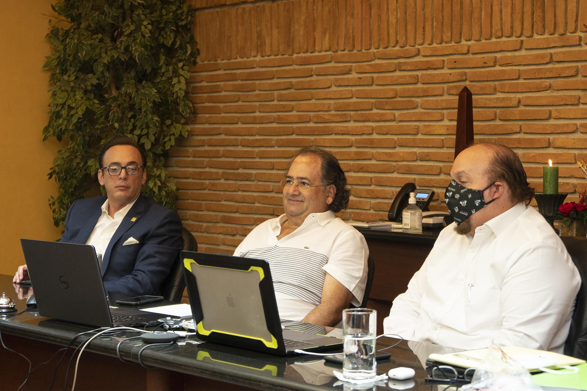 Estrellas reeligen a Miguel Feris como presidente